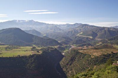 Morocco Atlas