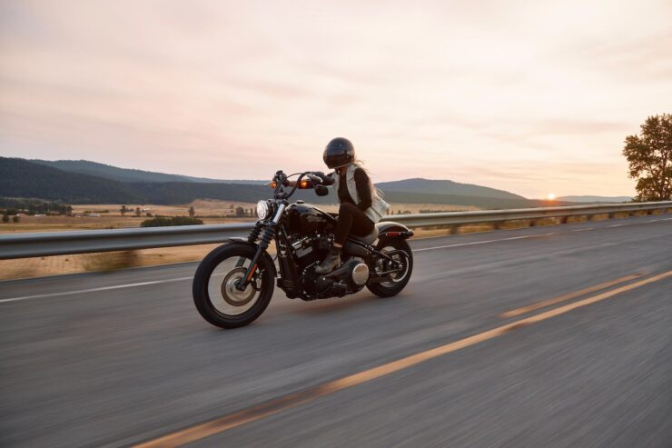 How to prepare your motorcycle for a long-distance ride.