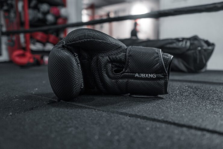 Kettlebell Training and power workouts for Boxing